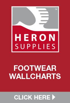 Footwear Wallcharts