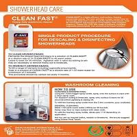 Shower Head Care