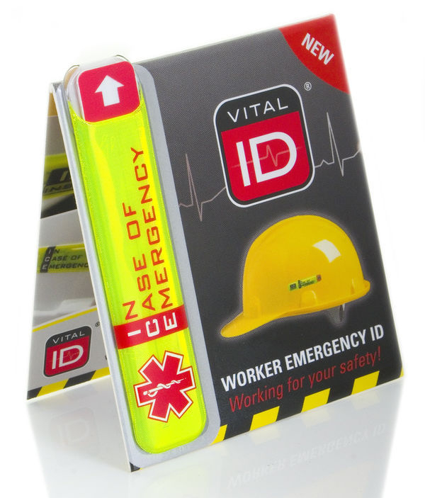 Worker Emergency I.D.