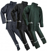 LR1389 - Microflex Rain Jacket and Trousers