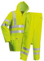 LR552 - Microflex Hi-Vis Jacket and Trousers