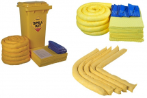 Spill Kits & Accessories