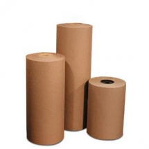 Brown Wrapping Kraft Paper Sheets & Rolls