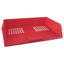 Wide Entry Letter Trays