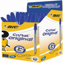 BIC® Cristal® Ball Point Pens