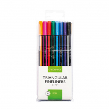 Triangular Fineliner Pens