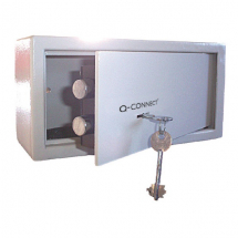 Key Operated Security Safe